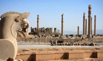 Persepolis Antik Kenti - İran