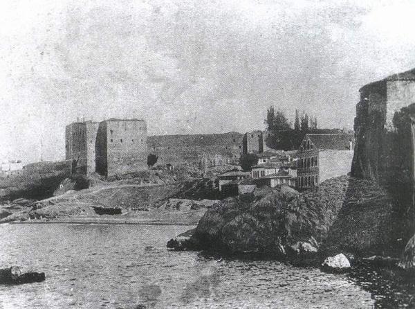 Eski Trabzon'dan bir görünüm