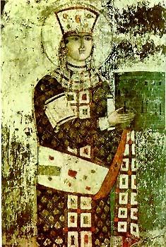 Gürcü Kraliçe Tamara
