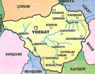 yozgat-haritasi