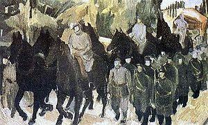 Atatürk'ün cenaze töreni