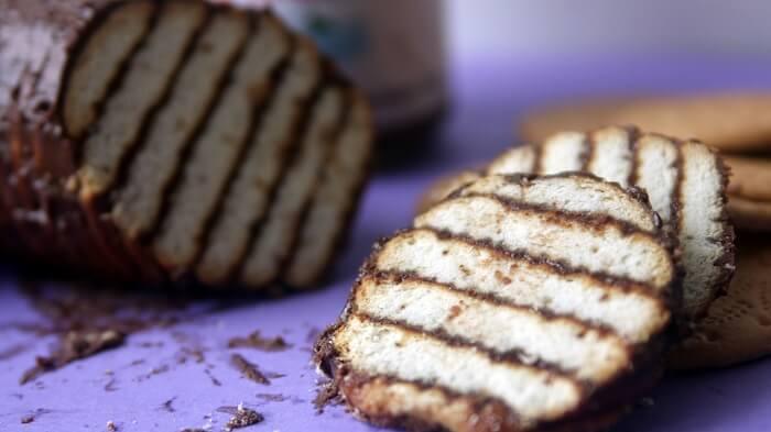 Üç Malzemeli Balerin Pasta