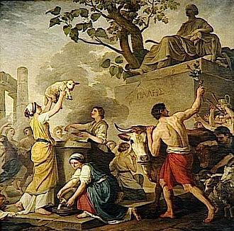 Parilia (Antik Roma Festivali)