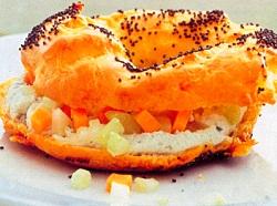 Peynirli Sebzeli Açma Tarifi