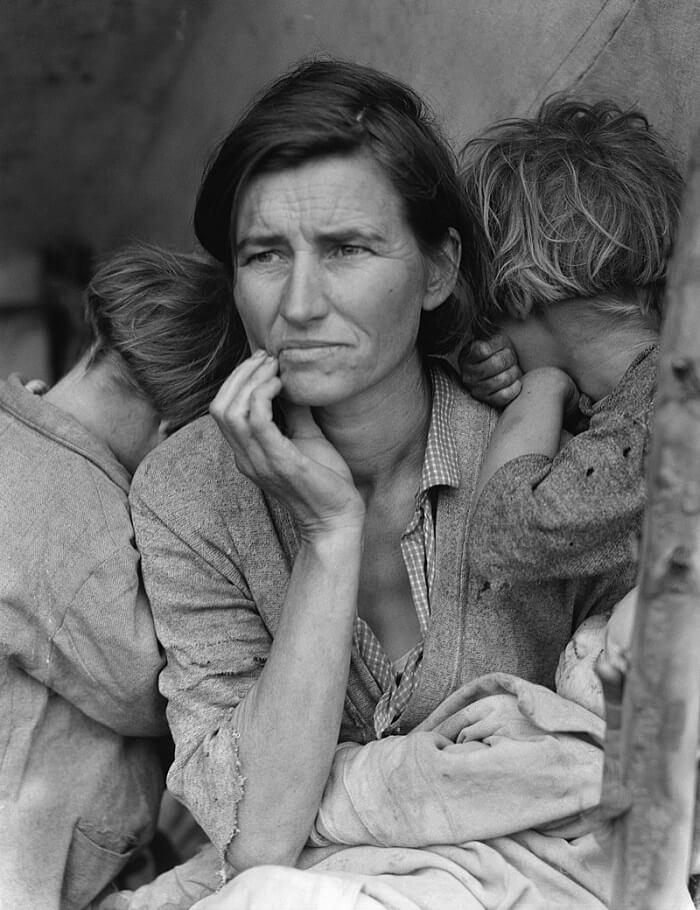 Göçmen Anne