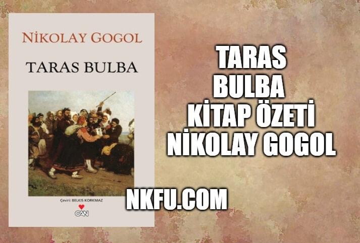 Taras Bulba Kitap Özeti - Nikolay Gogol