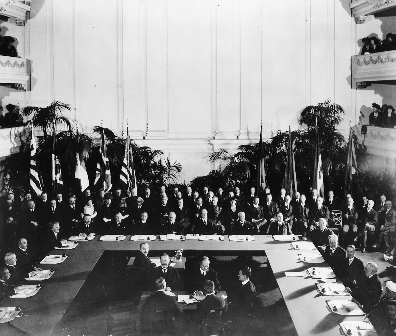 Washington Konferansı