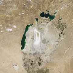 Aral Gölü 2009 yılı