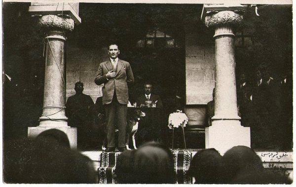 Mustafa Kemal Atatürk Fotoğrafları