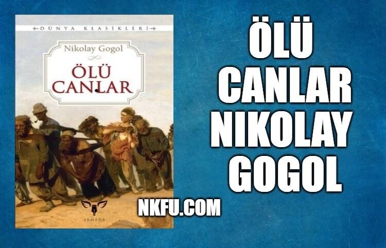 Ölü Canlar Kitap Özeti – Gogol