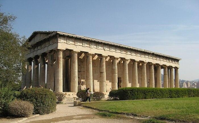 Hephaisto Temple