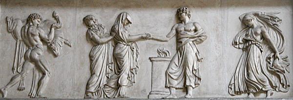 Roma'da düğün