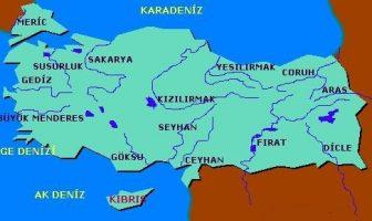 Türkiye Akarsuları