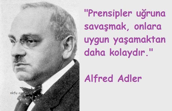 Alfred Adler Sözleri