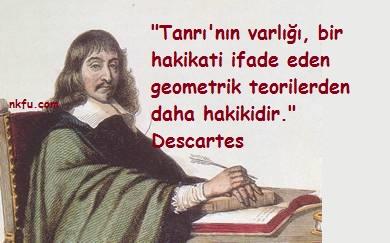 Rene Descartes Resimli Sözleri
