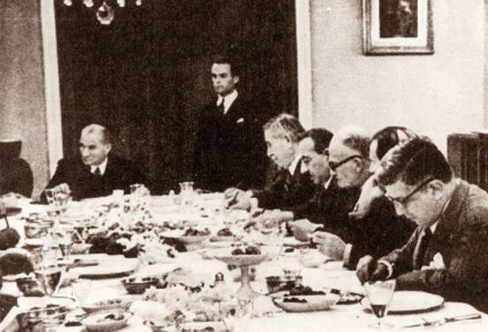 Atatürk'ün Az Bilinen Fotoğrafları