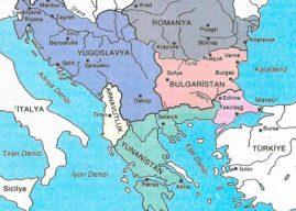 Balkanlar coğrafyası