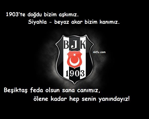 Beşiktaş Sözleri – Sloganları