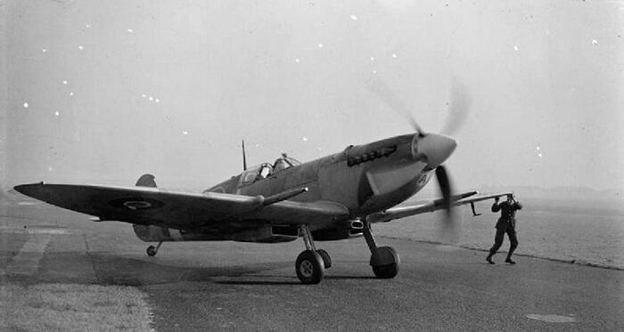 2. Dünya Savaşı savaş uçağı