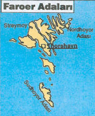 Faroer Adaları