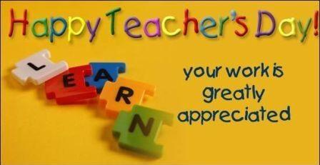 İngilizce Öğretmenler Günü Mesajları