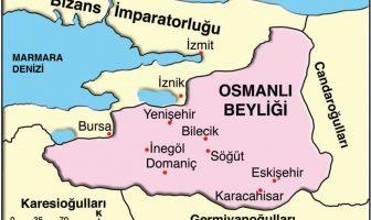Osmanlı Devleti Kuruluşu
