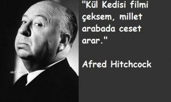 Alfred Hitchcock Resimli Sözleri