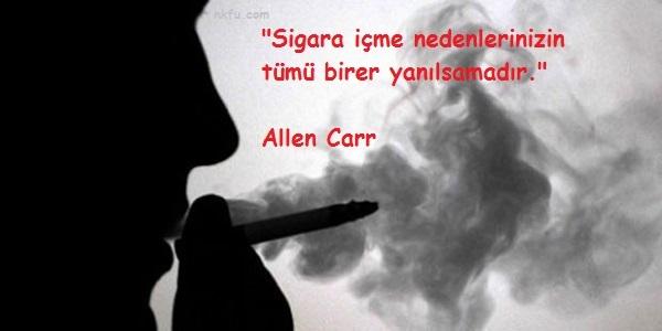 Allen Carr Sözleri