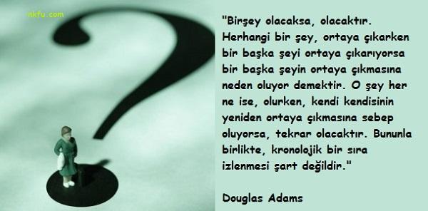 Douglas Adams Sözleri