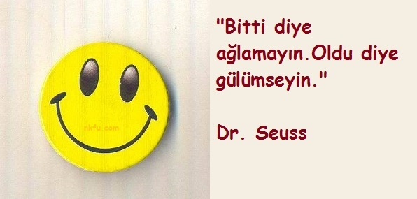 Dr. Seuss Sözleri