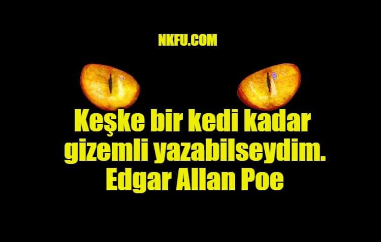 Edgar Allan Poe Sözleri