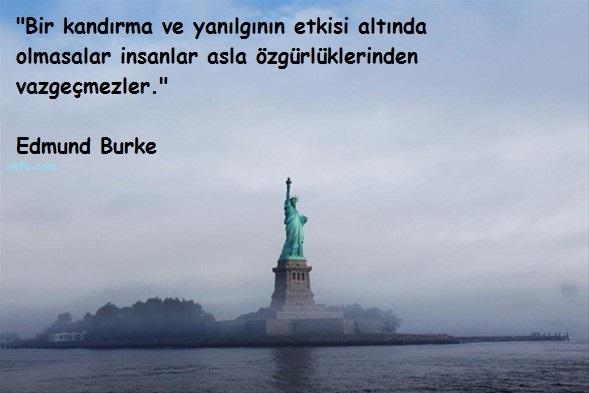 Edmund Burke Sözleri