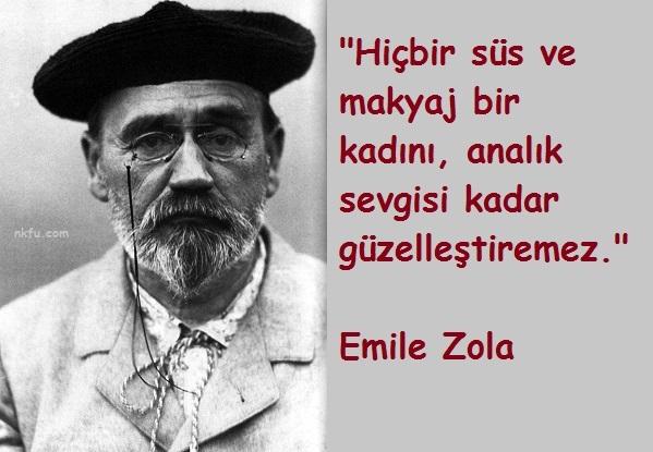 Emile Zola Sözleri