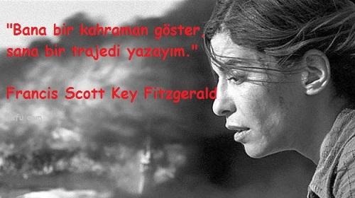 Francis Scott Key Fitzgerald Sözleri