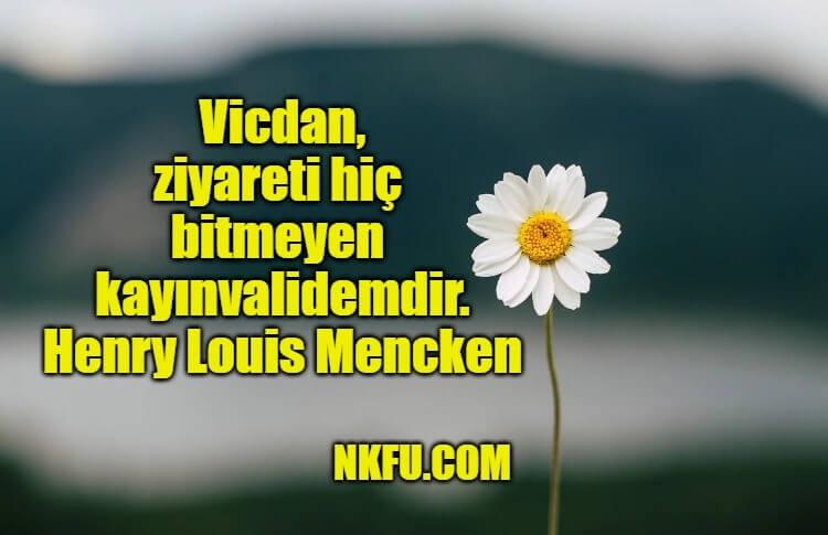 Henry Louis Mencken Sözleri