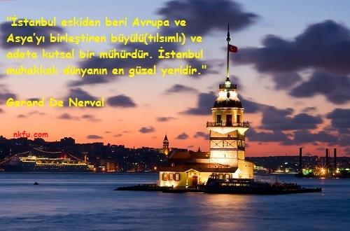 İstanbul İle İlgili Sözler