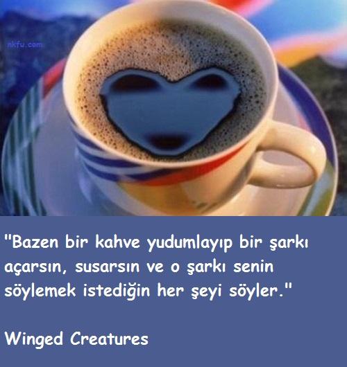 Kahve İle İlgili Sözler