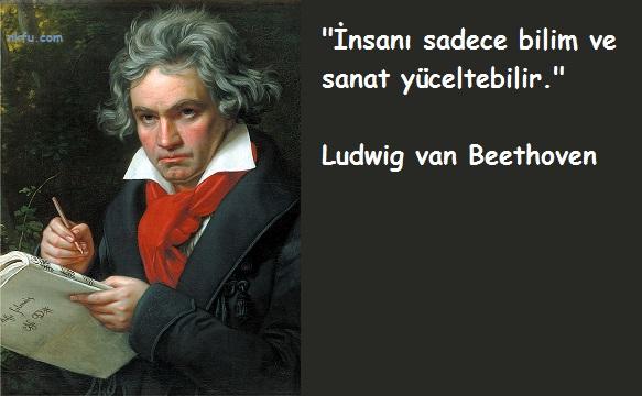 Ludwig van Beethoven Sözleri
