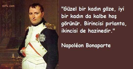 Napoléon Bonaparte Resimli Sözleri