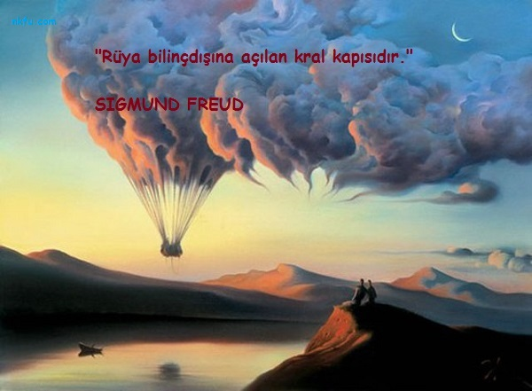 Rüya İle İlgili Sözler
