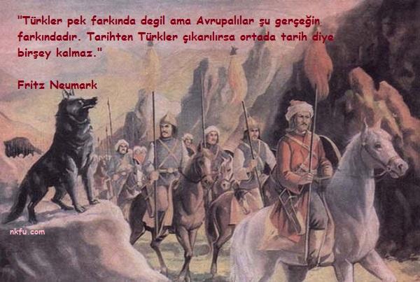 Türk İle İlgili Resimli Sözler