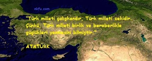 Türkiye İle İlgili Sözler
