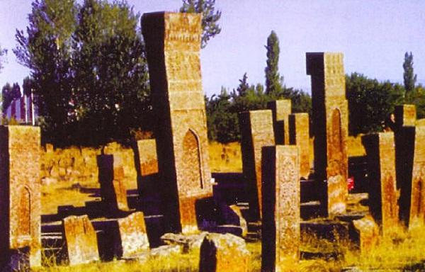 Bitlis Ahlat Selçuk Mezarlığı