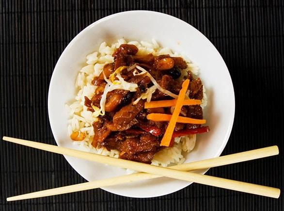 Çin Yemeği