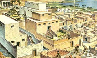 Eski Mısır Evleri