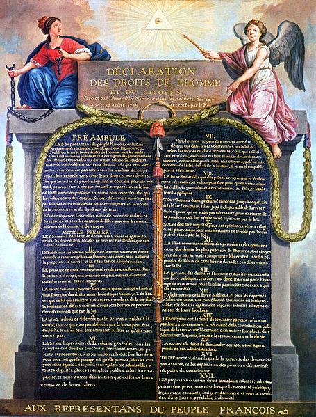 İnsan ve Yurttaş Hakları Bildirisi