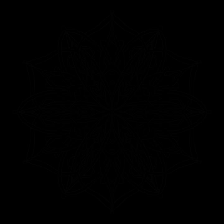 Mandala Boyama Sayfaları