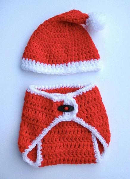 Noel Baba Şapkası Örnekleri