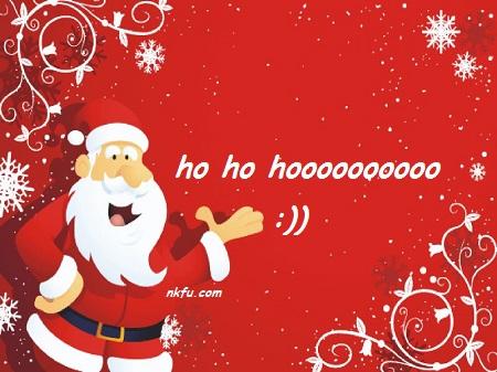 Noel Baba Komik Sözleri