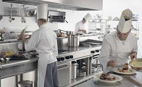 Otel mutfa nas l olmal d r for Commercial kitchen setup ideas